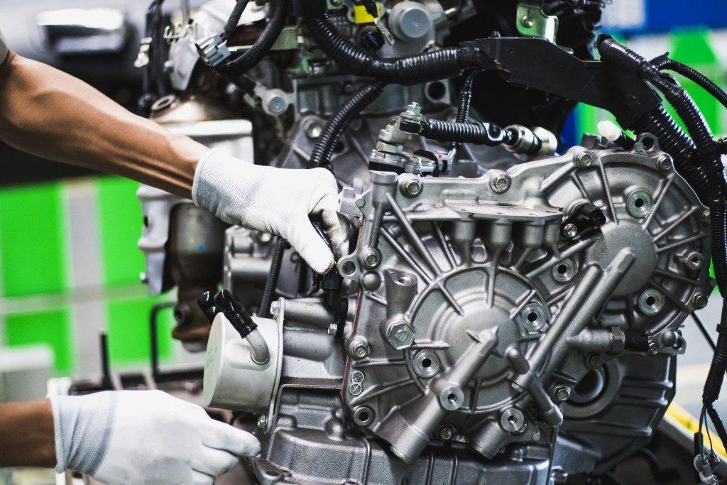 Automotive Shops