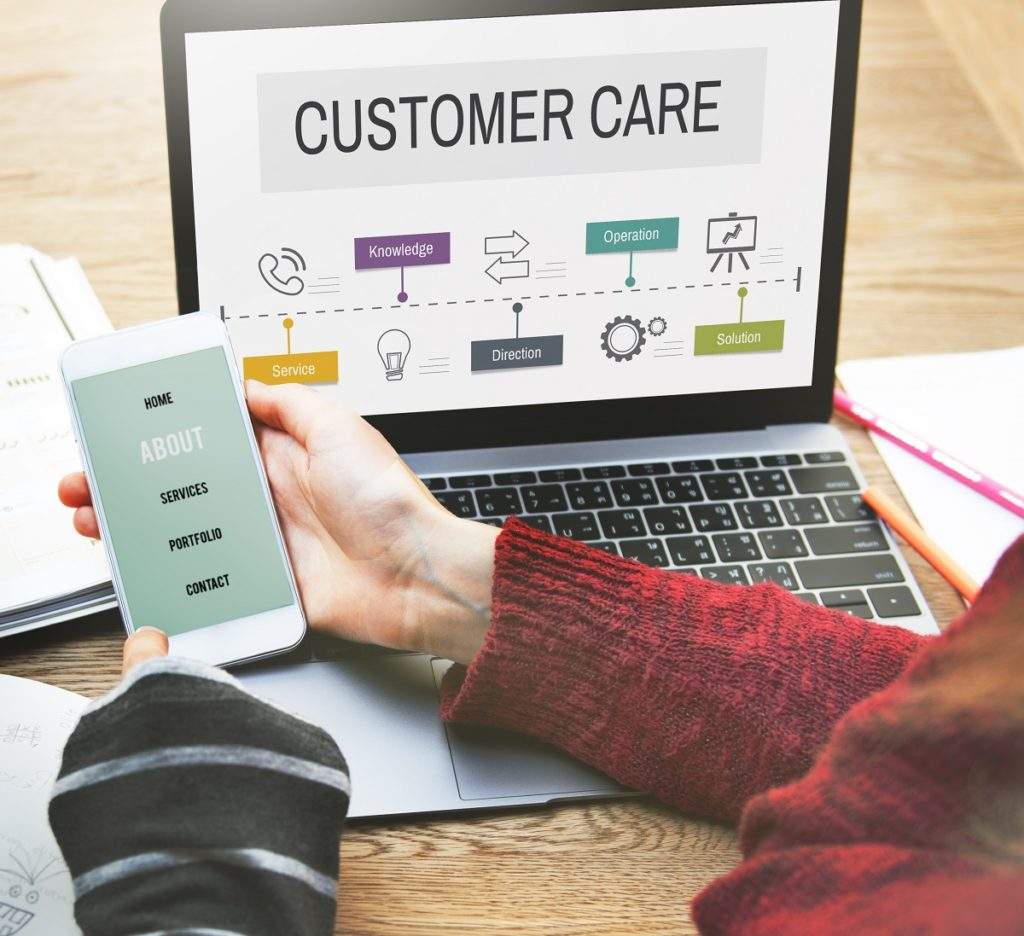 Customer care strategy