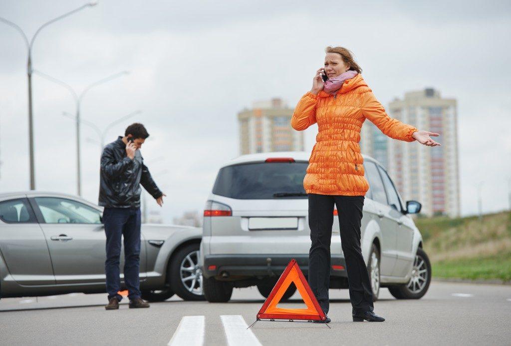 Emergencies on the Road