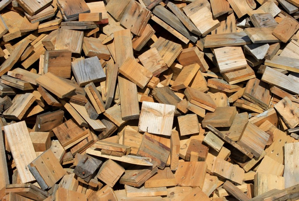 lumber as supplies