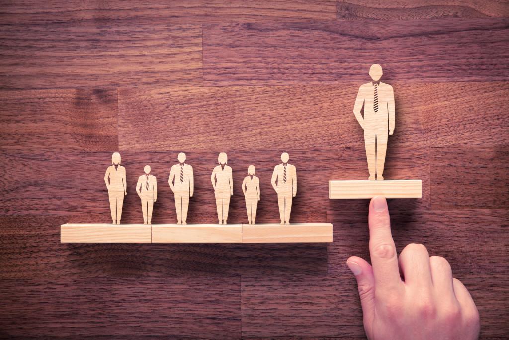 businessman success concept