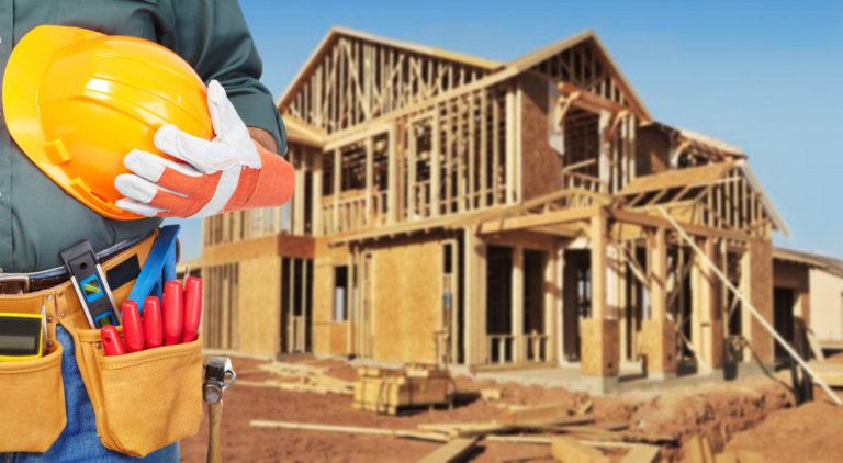 construction site home