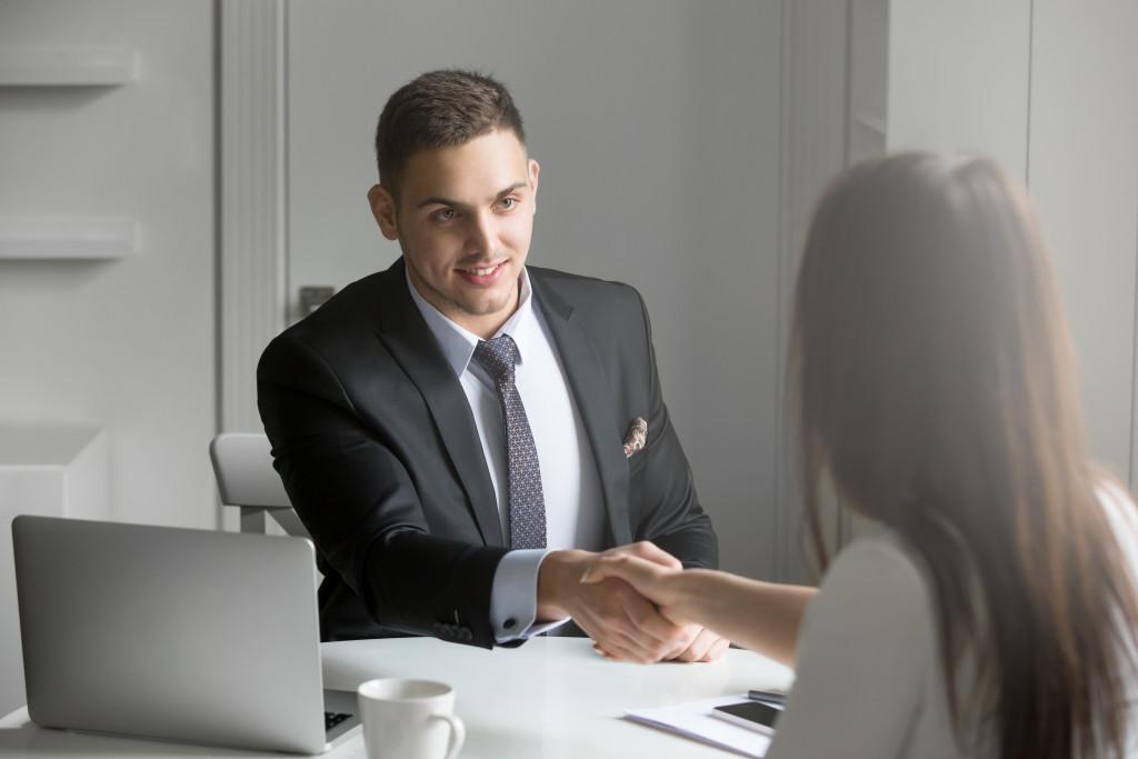 hiring an executive assistant