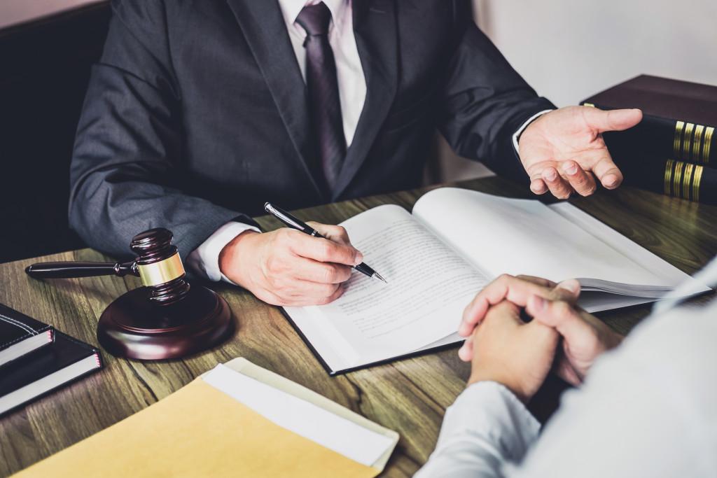 legal consultation